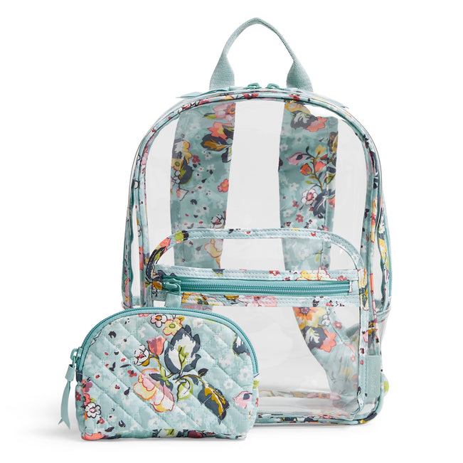 Clearly Colorful Stadium Backpack Set