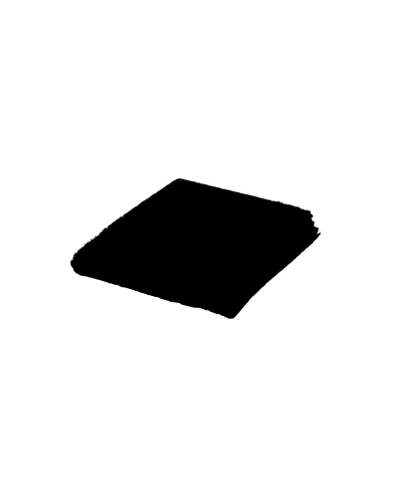 Bleach Proof Black Towel
