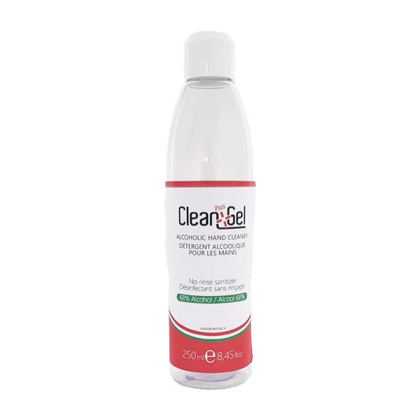 Clean plus Gel 250 ml