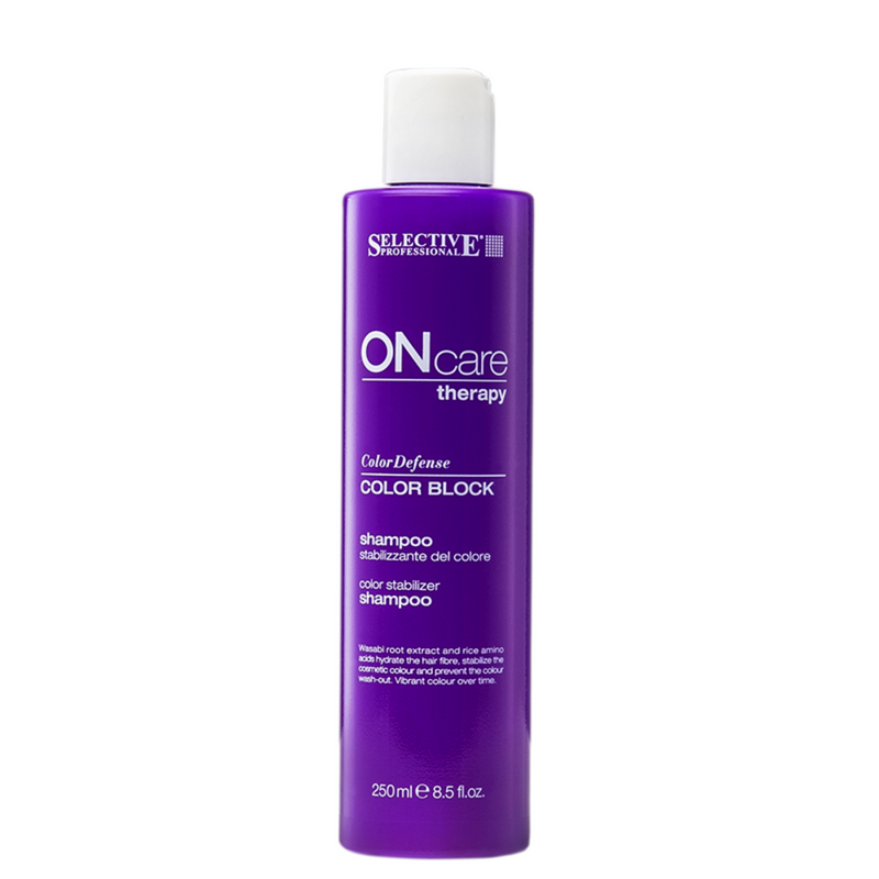 Selective On Care Color Block Shampoo