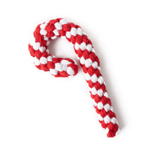 Load image into Gallery viewer, Christmas Candy Cane - red and white