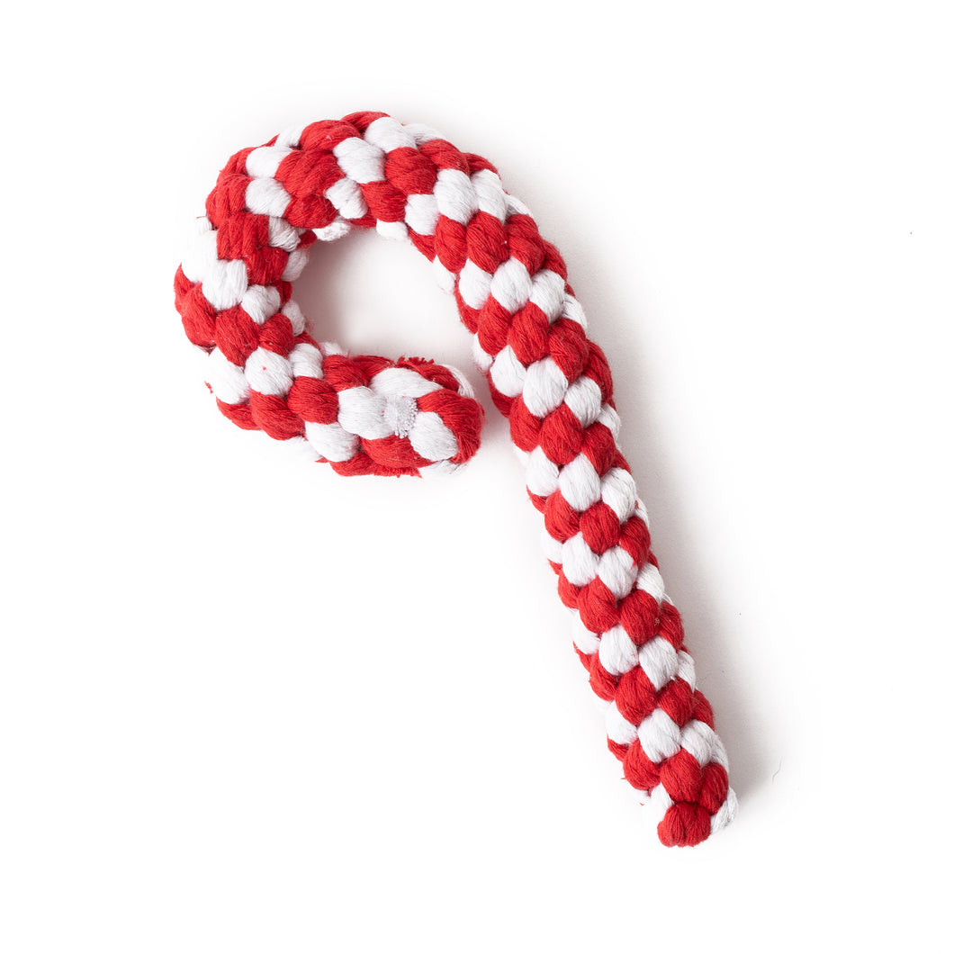 Christmas Candy Cane - red and white