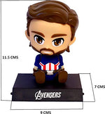 Load image into Gallery viewer, GoofyStore™ Baby Captain America Bobblehead