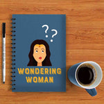 Load image into Gallery viewer, GoofyStore™ Wondering Woman Reusable Notebook