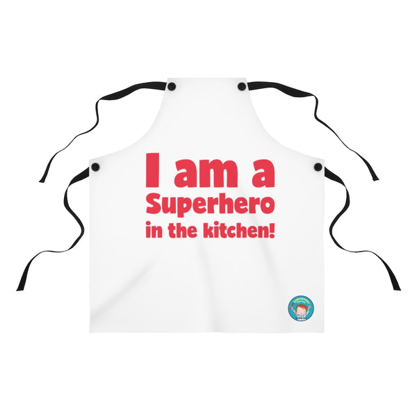 Apron - I am a Superhero