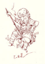 Load image into Gallery viewer, Original Dwarf Artwork 1
