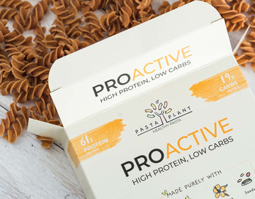Everything you need to know about high protein pasta!