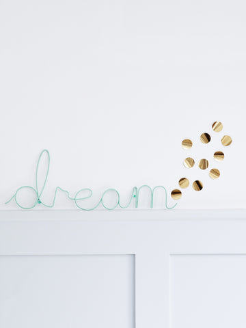 Dream Wire Word