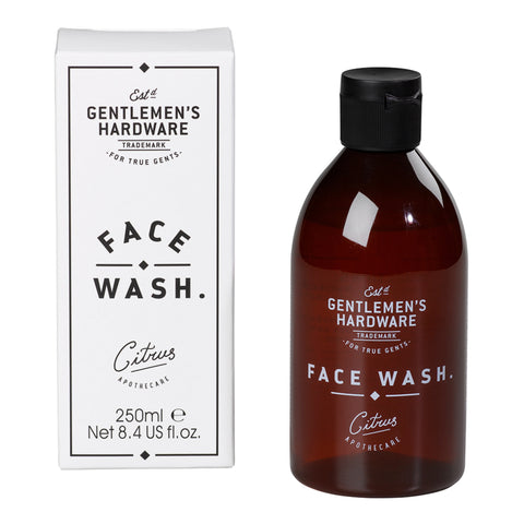 Gentleman's Hardware Facial Wash
