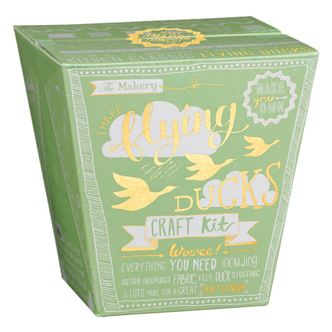 Flying Ducks Craft Kit