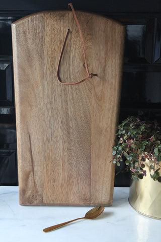 Mango Wood Chopping Board -42 cm