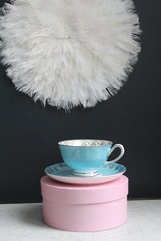 China Tea Cup And Saucer In Gift Box