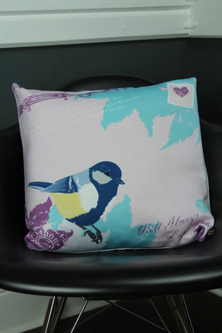 Letter To You Bird Cushion