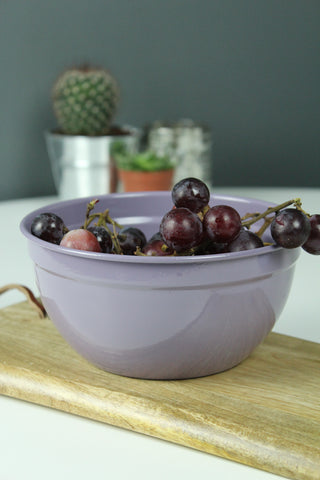Bloomingville Small Enamel Bowl - 3 Colours Available