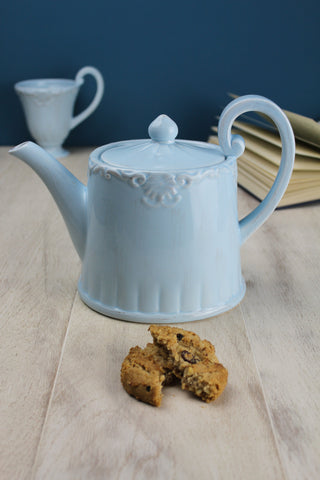 Bombay Duck Ceramic Teapot - 3 Colours Available