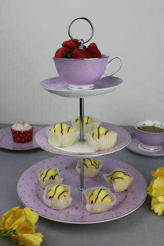 Bone China Boxed Tea Cup China Cake Stand