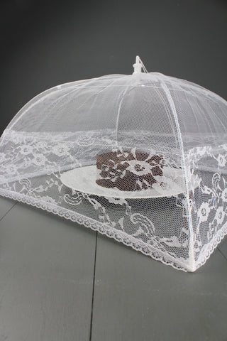 White Lace Food Net