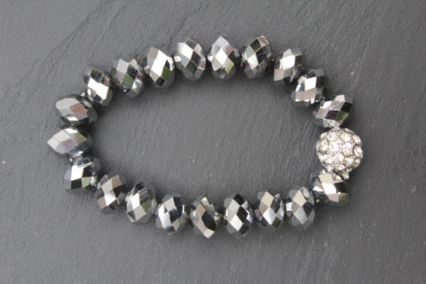 Lula Glass Stretch Bracelet