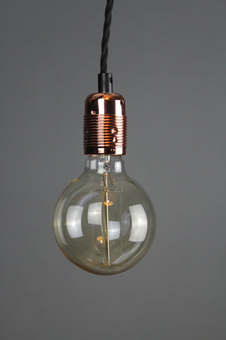 Copper plug in pendant with 1.5m cable