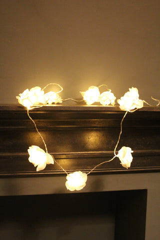 Roses LED Lights Garland