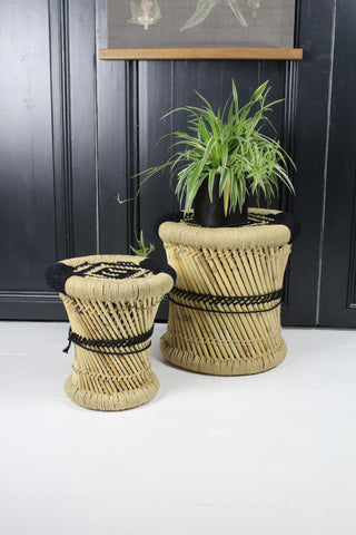 Bamboo Stool - 2 Sizes Available