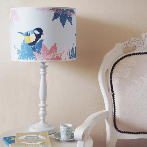 Bird Lampshade - 12""