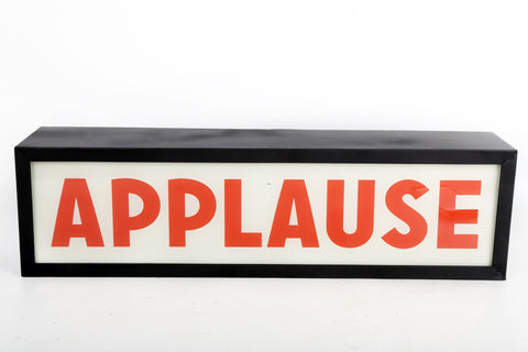 Applause Light Box - Second
