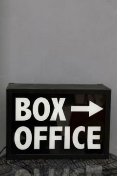 Box Office Light Box -1 left
