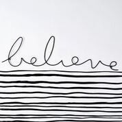 Believe Wire Word