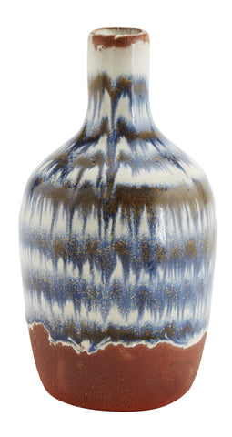 Juna Patterned Vase -17.5cm