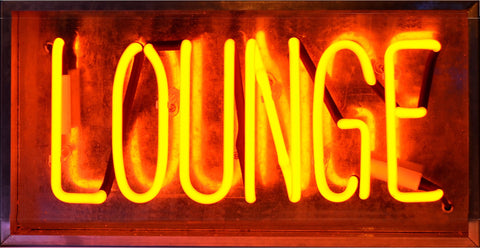 Lounge Neon LightBox