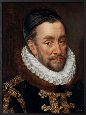 William Of Orange Print
