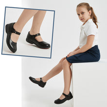Load image into Gallery viewer, Hawkwell School Uniform Mary Jane Flat (Toddler/Little Kid)