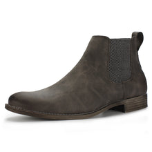 Load image into Gallery viewer, Hawkwell Men's Dress Casual Chelsea Boot Chukka Ankle Boots