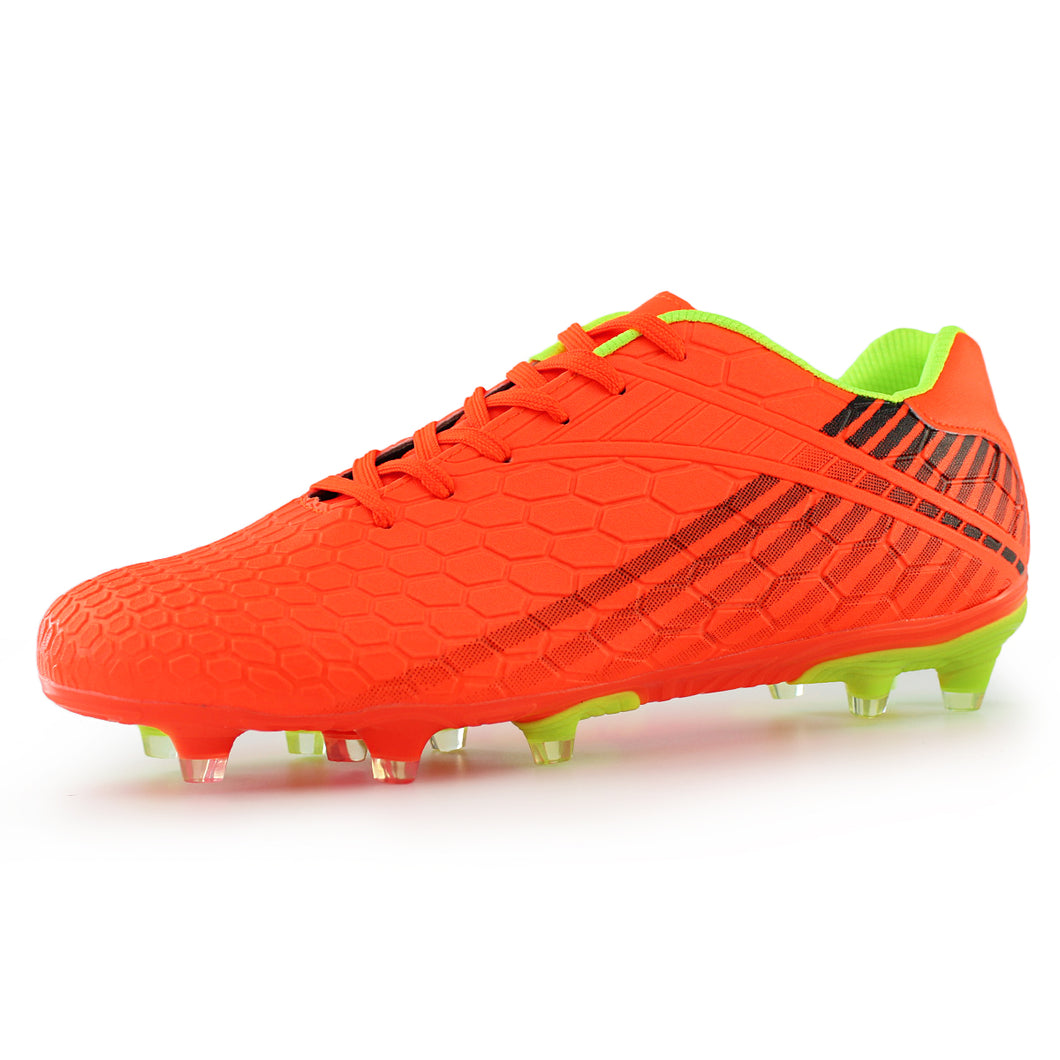 Hawkwell Men's Outdoor Firm Ground Soccer Cleats