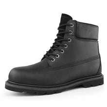 Load image into Gallery viewer, Hawkwell Men's Steel Toe Safety Waterproof Leather Work Boot