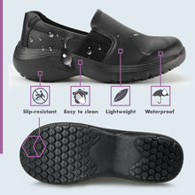 Load image into Gallery viewer, Hawkwell Women's Comfort Lightweight Slip Resistant Nursing Shoes