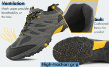 Load image into Gallery viewer, Hawkwell Men's Outdoor Hiking Shoes
