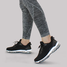 Load image into Gallery viewer, Hawkwell Women's Air Cushion Breathable Knit Walking Running Sneakers