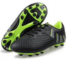 Load image into Gallery viewer, Hawkwell Athletic Outdoor/Indoor Comfortable Soccer Shoes(Toddler/Little Kid/Big Kid)
