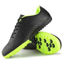 Load image into Gallery viewer, Hawkwell Men's Turf Soccer Shoes Outdoor/Indoor Comfortable Soccer Cleats