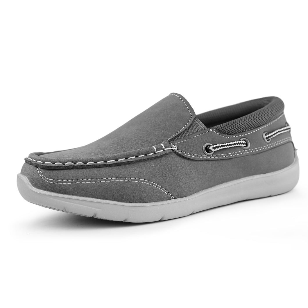 Hawkwell Kids Boys Loafers School Casual Boat Shoes(Toddler/Little Kid)