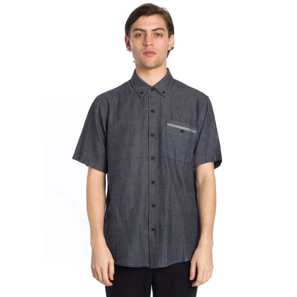 East End Shirt - Black - Ezekiel Clothing