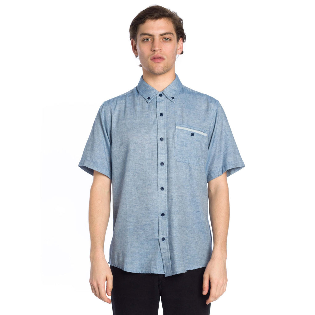 East End Shirt - Blue Haze