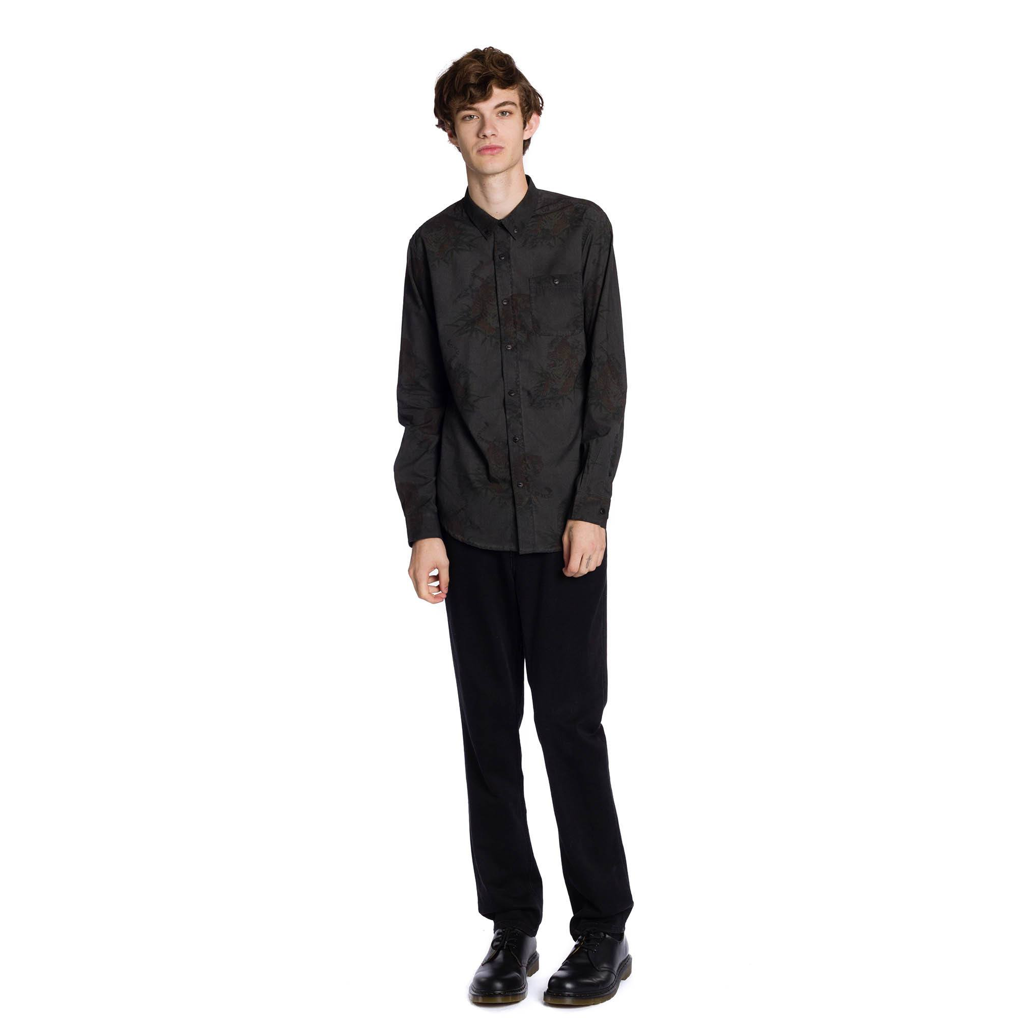 Prowler Shirt - Black