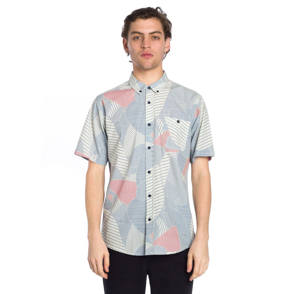 Graffiti Shirt - Blue