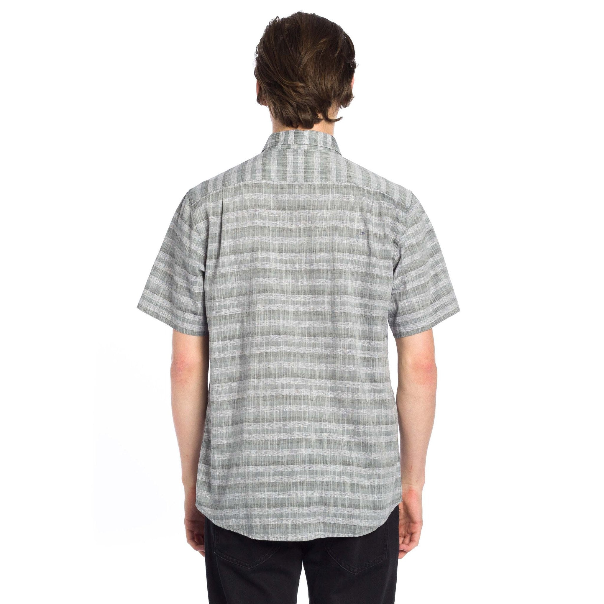Brooks Shirt - Heather Grey - Ezekiel Clothing