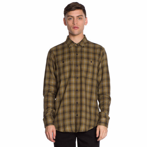 Richmond Shirt - Mocha - Ezekiel Clothing