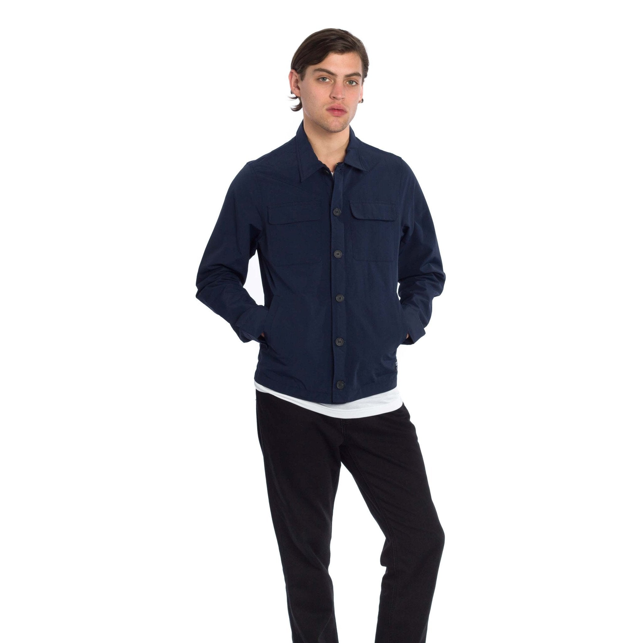 Vinny Jacket - Navy