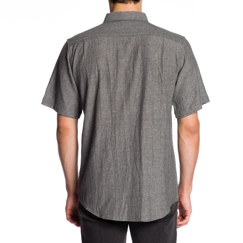 Clash Short Sleeve Shirt - Grey